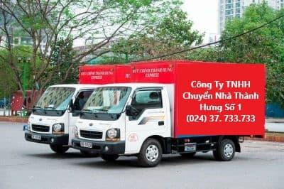 Cho Thuê Taxi Tải Thành Hưng.