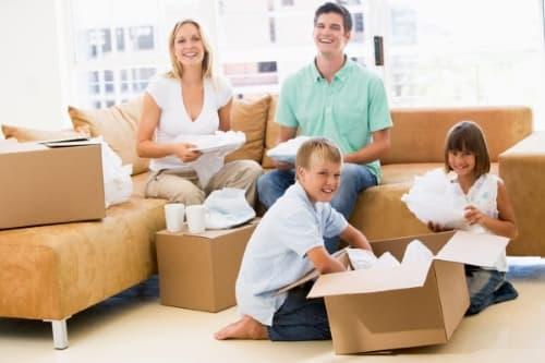 Dịch vụ chuyển nhà trọn gói giá rẻ tỉnh Bình Dương