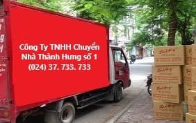 taxi tải vận chuyển bắc - nam