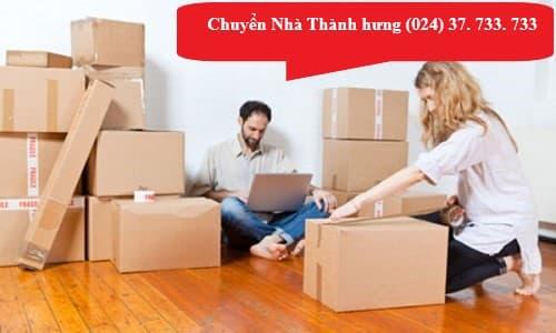 chuyển nhà thành hưng giá rẻ