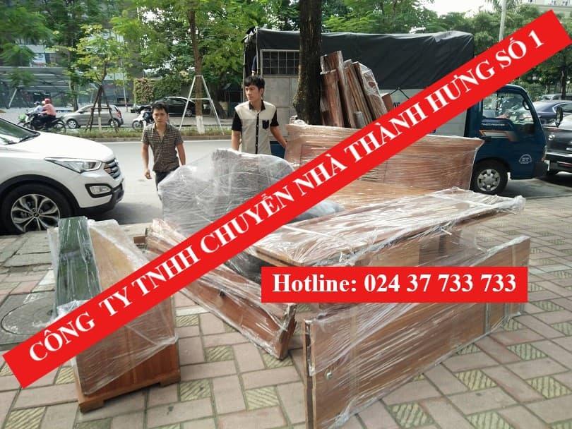 chuyển nhà trọn gói giá rẻ tại Thành Hưng