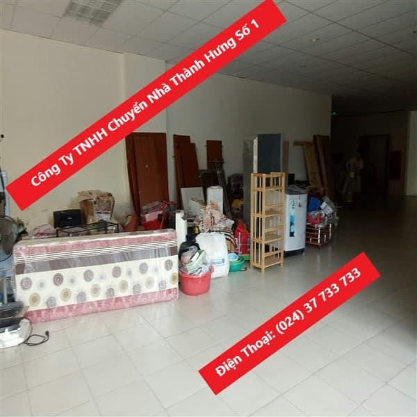 chuyển nhà thành hưng - Hà Nội - Ninh Bình