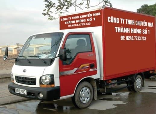 Dịch vụ, chuyển nhà, văn phòng, trọn gói, taxi tải, Thành Hưng